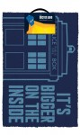Doctor Who paillasson Tardis 40 x 60 cm