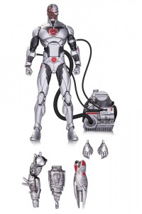 DC Comics Icons figurine Deluxe Cyborg DC Collectibles
