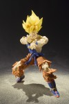 Dragon Ball Z figuarts Super Saiyan Son Goku Super Warrior Awakening figurine Bandai