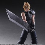Final Fantasy VII Remake Play Arts Kai figurine No. 1 Cloud Strife Square Enix