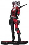 DC Comics Red, White & Black statue Harley Quinn Injustice 2 DC Collectibles