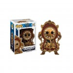 La Belle et la Bête Figurine POP! Disney 245 Cogsworth Big Ben Funko