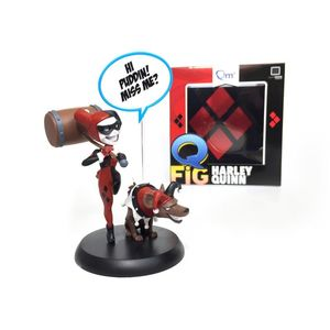 DC Comics figurine Q-Fig Harley Quinn LC Exclusive Quantum Mechanix