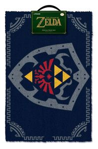 Legend of Zelda paillasson Hylian Shield 40 x 60 cm