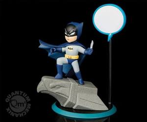 DC Comics figurine Q-Fig 1966 Batman LC Exclusive Quantum Mechanix