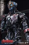"Avengers 2 L'Ère d'Ultron figurine Movie Masterpiece  Ultron Mark I 12"" Hot Toys"
