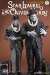 Laurel et Hardy statue Stan Laurel & Oliver Hardy Honolulu Baby Infinite