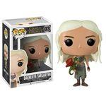 Game Of Thrones Bobble Head Pop 03 Daenerys Targaryen Funko