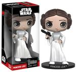 Star Wars Wacky Wobbler Bobble Head Leia Funko