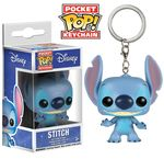 Lilo & Stitch porte-clés Pocket POP! Vinyl Stitch Funko