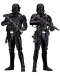 Star Wars Rogue One pack 2 statues ARTFX+ Death Trooper Kotobukiya