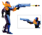 RoboCop vs The Terminator série 2 : figurine Robocop rocket launcher Neca