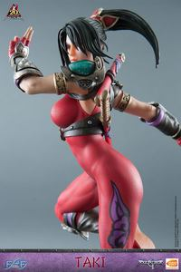 Soul Calibur II statue Taki First 4 Figures