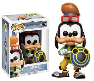 Kingdom Hearts Figurine POP! Disney 263 Goofy Dingo Funko