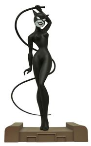 Batman The Animated Series Gallery statue Catwoman Diamond Select