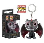 Game Of Thrones - Porte-Clés POP! Vinyl porte-clés Drogon Funko