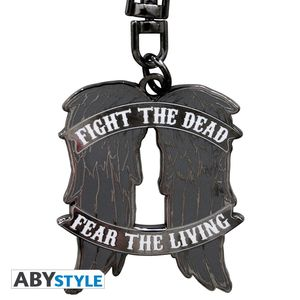The Walking Dead Porte-clés Daryl Dixon Wings Abystyle