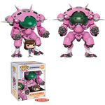 Overwatch Super Sized POP 177 figurines Meka & D.Va Funko