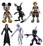 Kingdom Hearts Select série 1 : 6 figurines Diamond Select