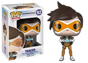 Overwatch POP! Games 92 Figurine Tracer Funko