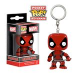 Marvel Comics porte-clés Pocket POP! Vinyl Deadpool  Funko