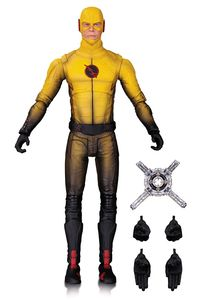 The Flash figurine Reverse Flash DC Collectibles