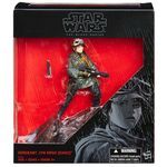 Star Wars Rogue One Black Series figurine Jyn Erso 2016 Exclu Hasbro