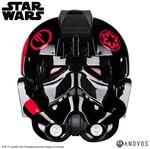 Star Wars réplique 1/1 casque de Inferno Squad Commander Iden Versio Accessory