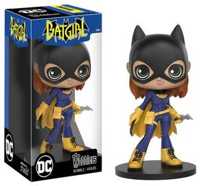 DC Comics Wacky Wobbler Bobble Head Modern Batgirl Funko Batman