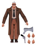 Batman The Animated Series figurine Commissioner Gordon DC Collectibles