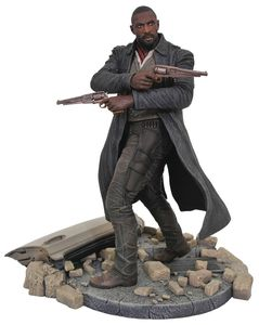 La Tour sombre Movie Gallery statue Le pistolero Diamond Select