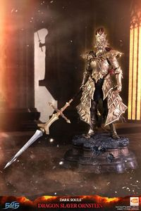 Dark Souls statue Dragon Slayer Ornstein First 4 Figures