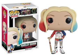Suicide Squad POP! Heroes 97 Figurine Harley Quinn Funko