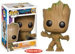 Les Gardiens de la Galaxie Vol. 2 Figurine POP! Marvel 202 Super Sized Young Groot 25 cm Funko