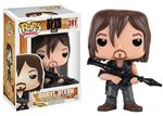 Walking Dead POP! Television 391 figurine Daryl Dixon Rocket Launcher Funko