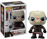 Vendredi 13 POP! 01 figurine Jason Voorhees Funko