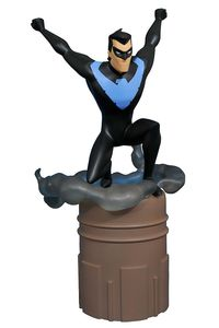 The New Batman Adventures Gallery statue Nightwing Diamond Select