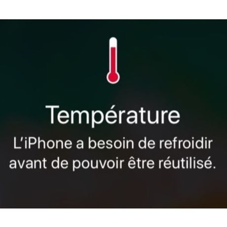 iPhone qui chauffe ? Nos solutions