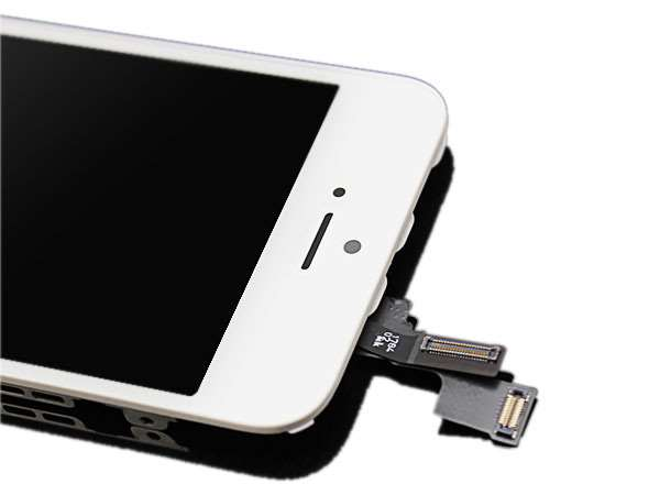 Ecran LCD iPhone 5S Original BLANC