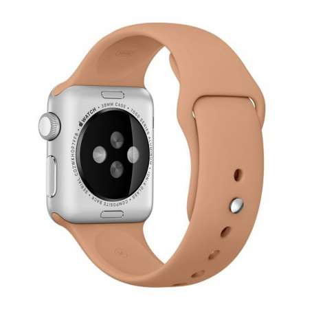 Bracelet Apple Watch 38mm marron