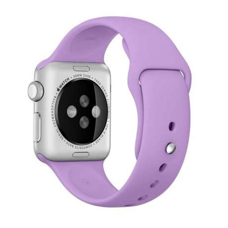 Bracelet Apple Watch 38mm violet