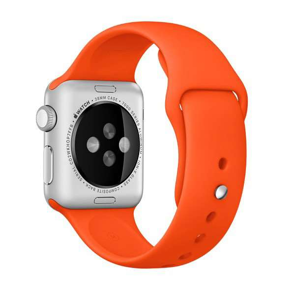 Bracelet Apple Watch 38mm orange
