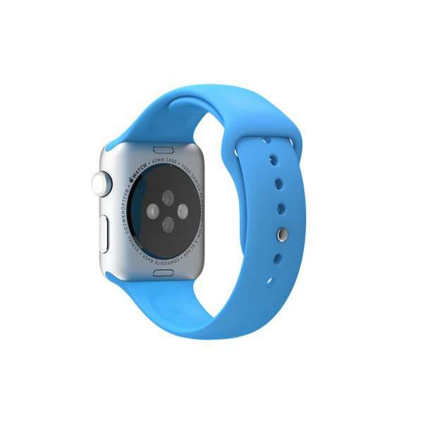 Bracelet Apple Watch 38mm bleu