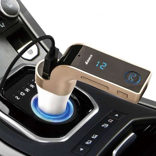 Kit Mains Libres Voiture Bluetooth