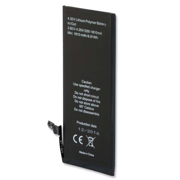 Batterie Premium iPhone 6 Li - ion 1810 mAh