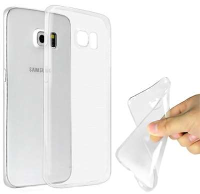 Coque de Protection Transparente Samsung Galaxy S6