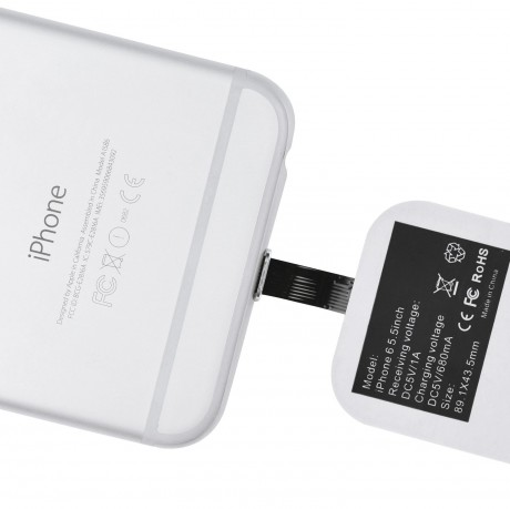 Receveur Chargeur Induction iPhone 8 Pin