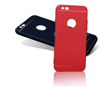 coque iphone xr pomme rouge