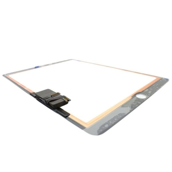 Vitre Tactile Compatible iPad 5 BLANC