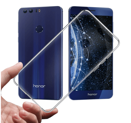 Coque de Protection Transparente Honor 8